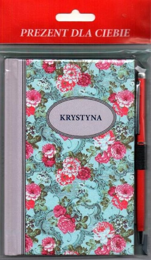 Notes imienny Krystyna