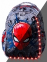 Coolpack - Disney - Joy S - Plecak - LED Spider-man Black (B47303)