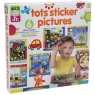 Alex Jr. Tots Sticker Pictures Wiek: 18m+