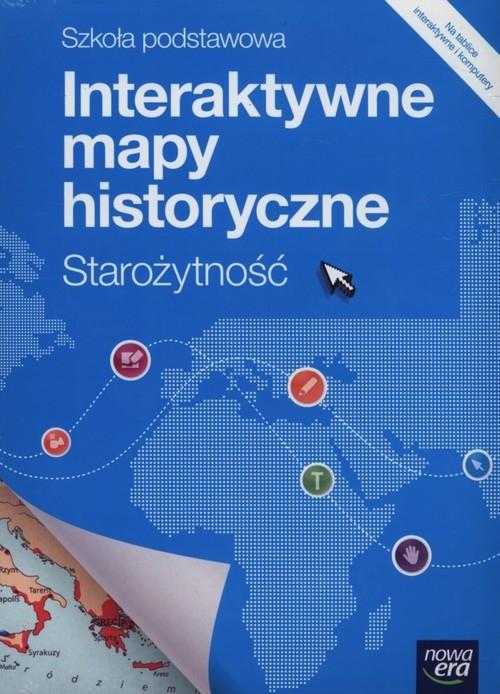 Interaktywne mapy historyczne Starożytność