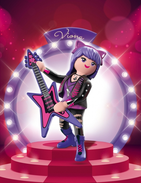 Playmobil EverDreamerz: Viona - Music World (70581)