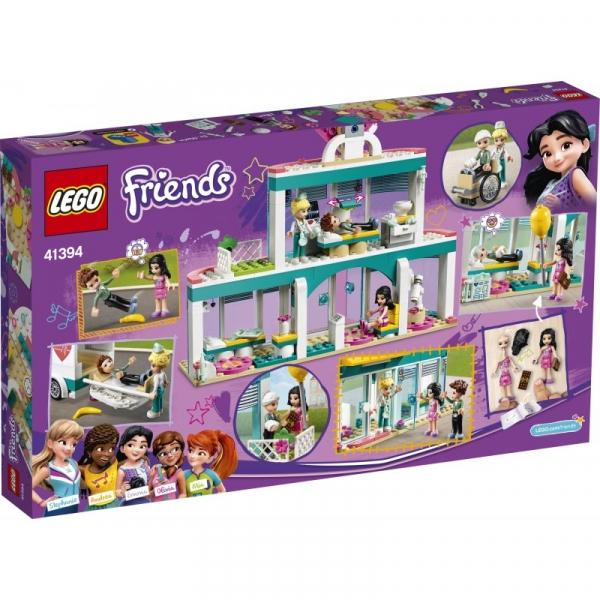 Lego Friends: Szpital w Heartlake (41394)