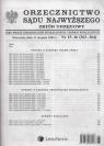 Orzecznictwo Sądu Najwyższego Zbiór urzędowy 15-16/2009