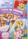 Disney Księżniczka Czas na zabawę Kolorowanki i zadania