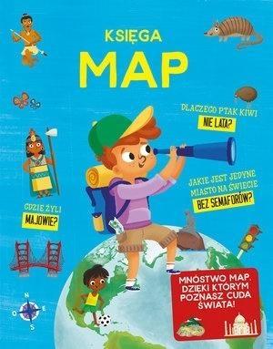 Wielka księga map praca zbiorowa