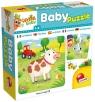 Carotina Baby Puzzle - Farma (304-80083)