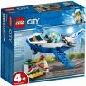 Lego City: Policyjny patrol powietrzny (60206) Wiek: 4+