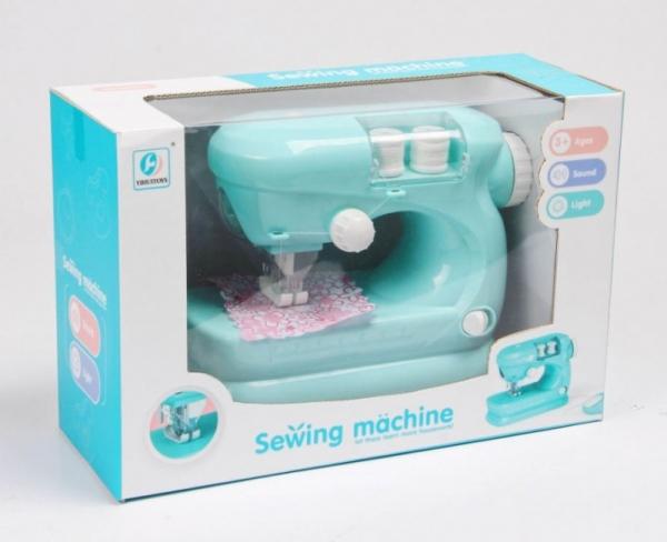 Maszyna do szycia niebieska (YH178-1B)
