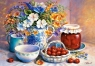 Puzzle  500 Cherries in China Basket (51816)