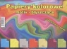 Zeszyt papierów kolorowych A4 Motiv