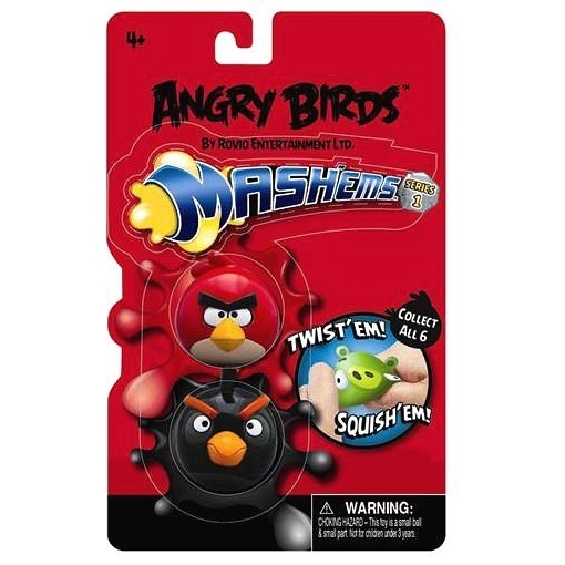 EPEE Angry Birds 2 pack blister2 wzory