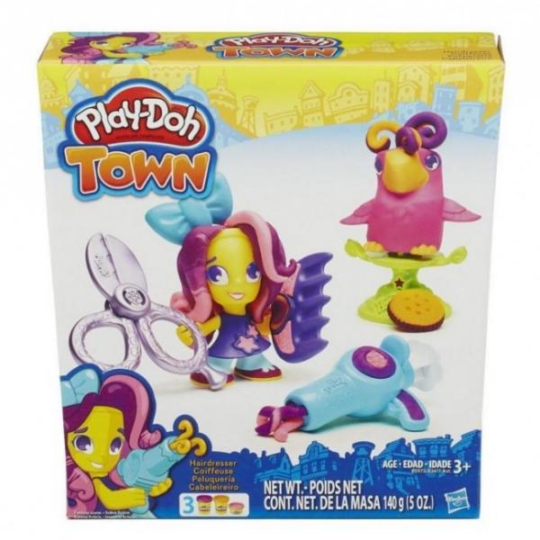 Play-Doh figurka ze zwierzątkiem mix