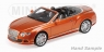 MINICHAMPS Bentley Continental GT Speed (107139430)