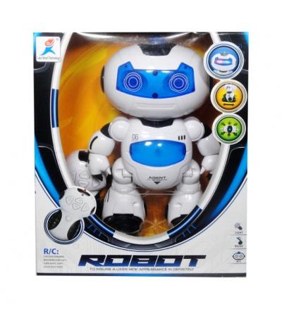 Robot sterowany pilotem