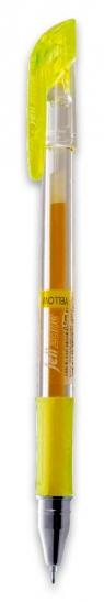 Długopis żelowy Dong-A Zone żółty