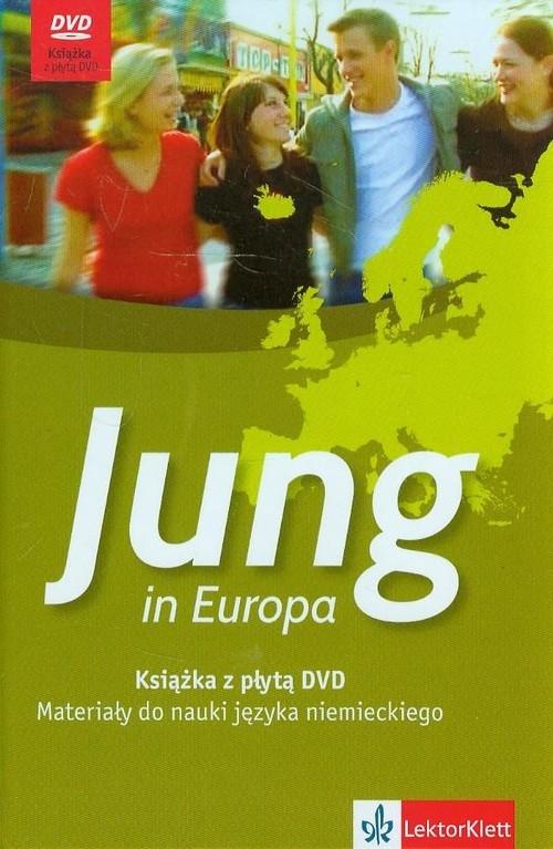 Jung in Europa + DVD Nordqvist Anna, Sturmhoefel Horst, Sroka Katarzyna