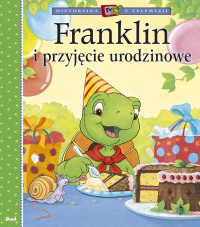 Franklin i przyjęcie urodzinowe Paulette Bourgeois