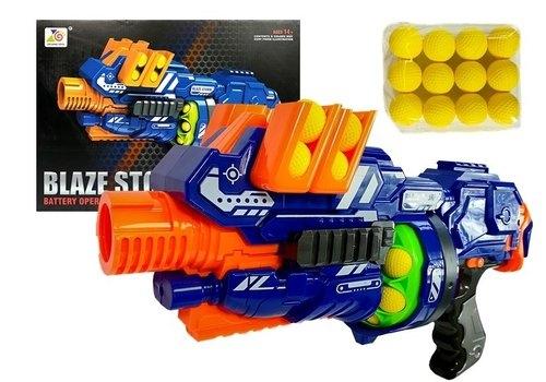 Pistolet rolkowy na piankowe kulki