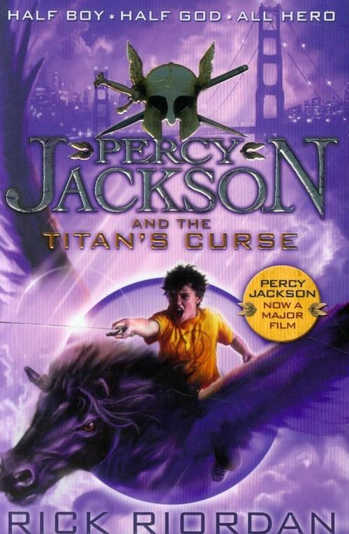 Percy Jackson and the Titan's Curse Riordan Rick
