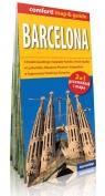 Barcelona comfort! map&guide 2w1 przewodnik i mapa Rogala Larysa