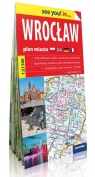Wrocław plan miasta 1:22 500