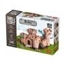 Puzzle 3D Buduj z cegły Pałac XL (60881)