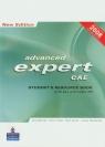 Advanced Expert New Workbook with key + CD