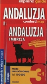 Andaluzja i Murcja 3w1 przewodnik atlas mapa