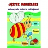 Język angielski Zabawy dla dzieci z naklejkami