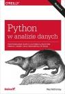 Python w analizie danych Przetwarzanie danych za pomocą pakietów Pandas i Wes McKinney