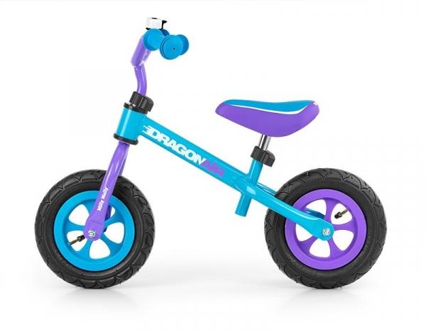 Rowerek biegowy Dragon Air Turquoise (2817)
