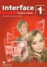 Interface 1 Student's Book z płytą CDGimnazjum Heyderman Emma, Mauchline Fiona