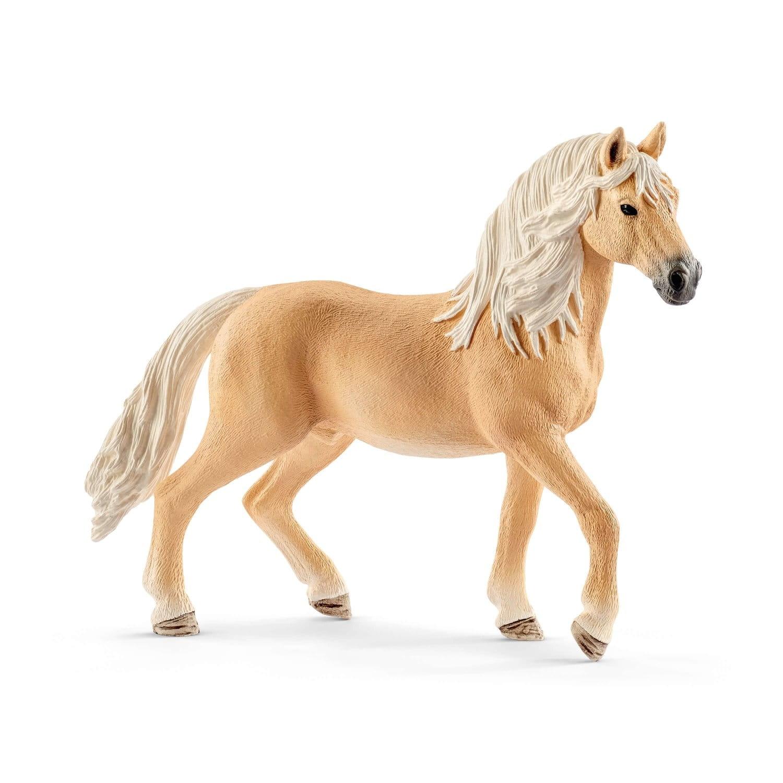Schleich 42431 Koń andaluzyjski z zestawem modowym