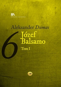 Józef Balsamo Tom 1 Dumas Aleksander
