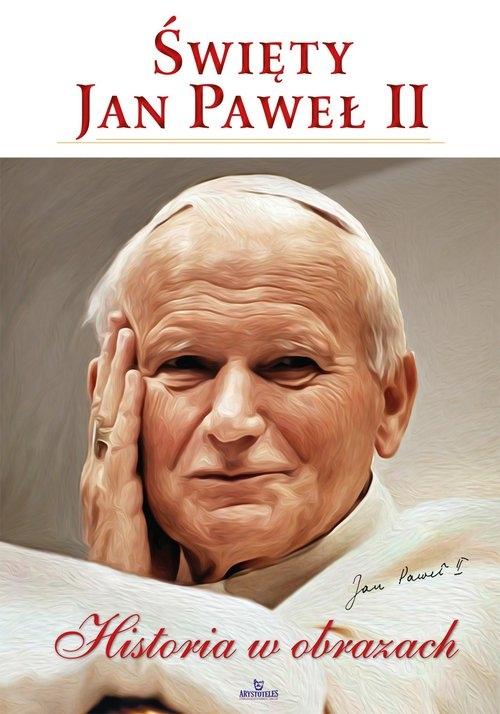 Święty Jan Paweł II Szybiński Robert