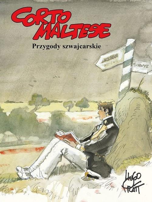 Corto Maltese Tom 11 Przygody szwajcarskie Pratt Hugo