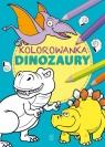 Kolorowanka Dinozaury