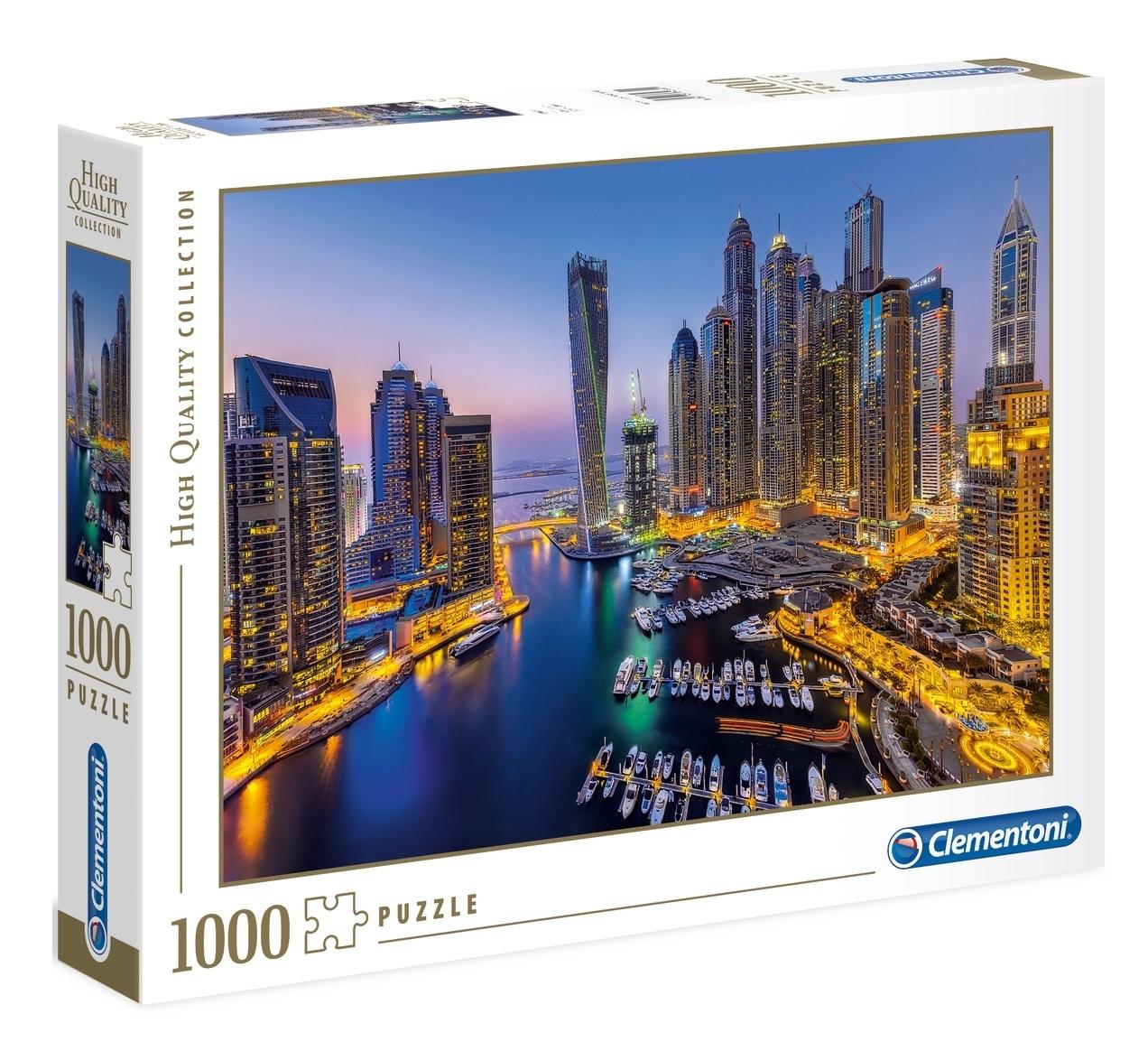 Puzzle High Quality Collection 1000: Dubai (39381)