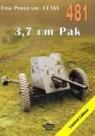 Tank Power vol. CCXVI 481 3,7 cm Pak Ledwoch Janusz
