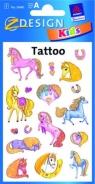 Tatuaże Błyszczące kucyki 56681