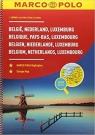 Atlas samochodowy - Beneluks. Belgia.. 1:200 000 praca zbiorowa