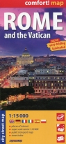 Rzym i Watykan plan miasta 1:15 000
