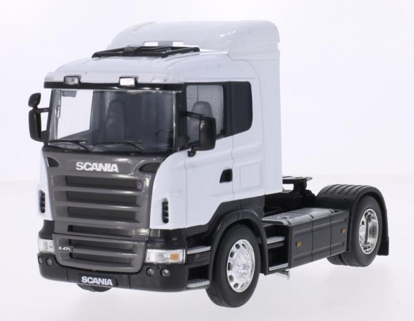 WELLY Scania R470 (white) (32625W)