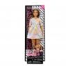 Barbie Fashionistas kolorowa sukienka (FBR37/FJF42)