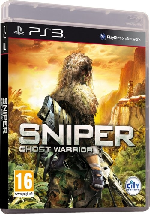 Sniper: Ghost Warrior PS3