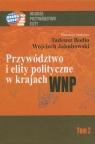 Przywództwo i elity polityczne w krajach WNP