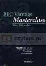 BEC Vantage Masterclass WB z CD +key