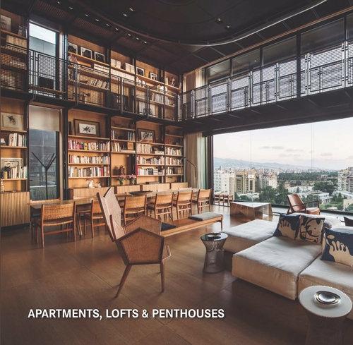 Apartments Lofts & Penthouses praca zbiorowa