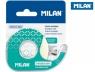 Taśma Milan samprzylepna niewidoczna 19 mm x 33 m  z dyspenserem na blistrze