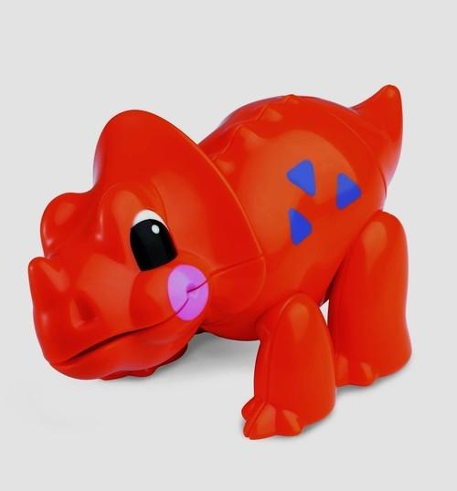 Mali przyjaciele Triceratops